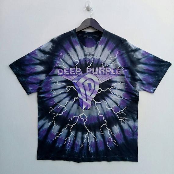 deep purple slaves t-shirt BLACK toddler kid clothing t shirt for children