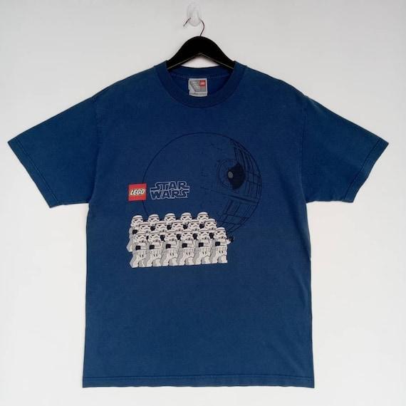 STAR WARS X Lego rare Tee shirt