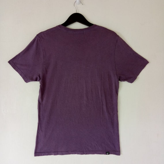 purple HYSTERIC tee medium size t scratch fever brand famous shirt GLAMOUR Japanese cat pqpFT