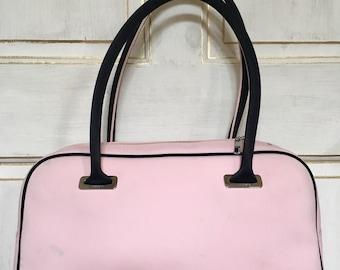e982e55268 Vintage Lacoste Petal Pink Handbag