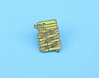Enamel Pins