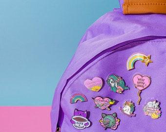 Enamel Pin Blind Bag // Lucky Dip, Pin Game Lapel Pin Blind Bag // Mystery Pack