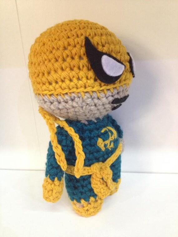 Iron Fist Defenders juguete de colección figura de acción   Etsy