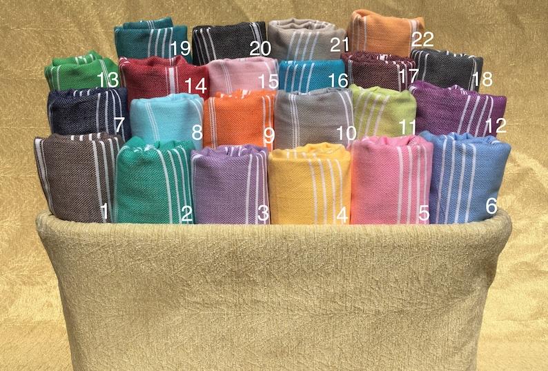OPENING SALE 70% off Turkish Beach Towel Wholesale Towels Bulk image 0