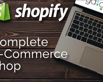 1969327536 Complete E-commerce Shopify Website Design Package- including Facebook  Store, Google Shopping, Wanelo Store, Pinterest Store, and SEO