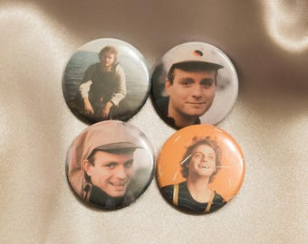 """Mac Demarco 1"""" Buttons - Pack of 4"""