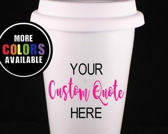 custom travel mugs etsy