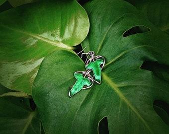 Elven Leaf Earrings