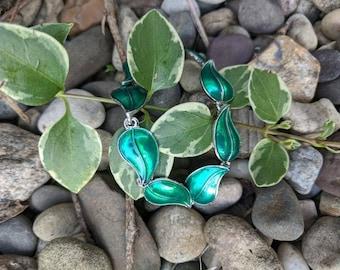 Elven Leaf Bracelet
