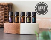 Build Your Own Personalized Kit Natural Organic Variety Custom Blend and Single Essential Oils Pure Essential Oil Samples Aromatherapy