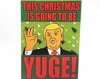 Donald Trump - Yuge