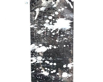 Skateboard Deck XXXV - Automotive Paint & Clear, Resin, Canadian Maple Deck