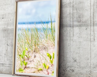 Beach Photography Print - The Sand Dunes Of Life - Photographic Art, Beach Art Print,  Photographic Print, Beach Art Print, Photo Print