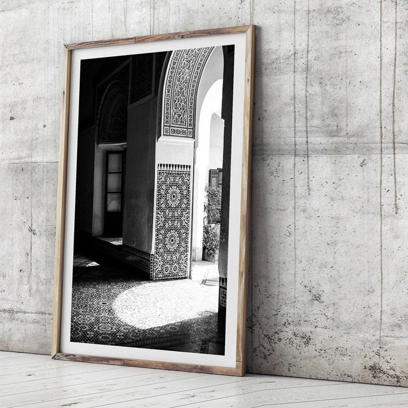 Gondola/'s Of Venice Monochrome Decor Wall Art Black and White Art Photographic Print Venice Art Print Photographic Art Photo Print