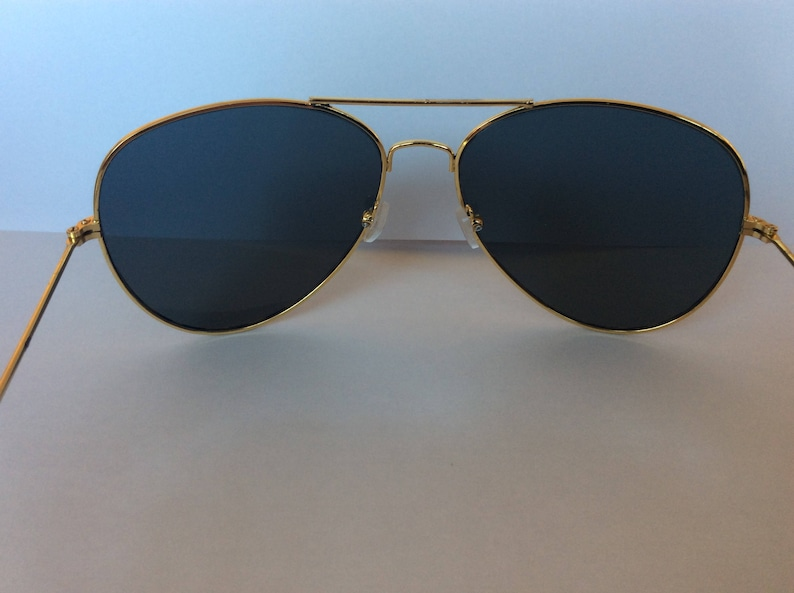Vintage glass lense original sunglasses From the 1960's.