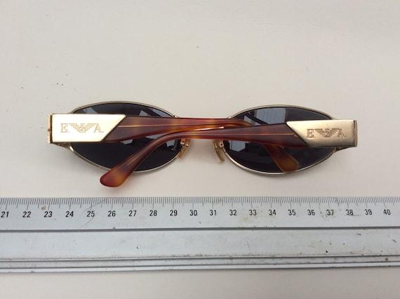 Vintage Armani sunglasses 1990's - image 1