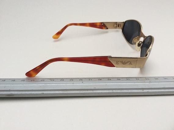 Vintage Armani sunglasses 1990's - image 10
