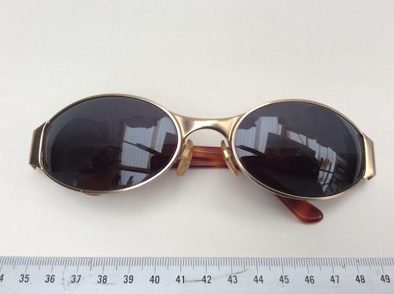 Vintage Armani sunglasses 1990's - image 7