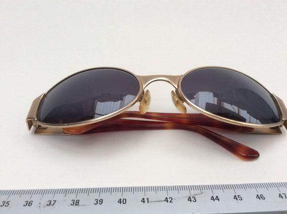 Vintage Armani sunglasses 1990's - image 6