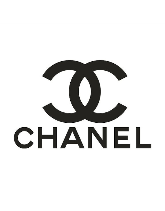 photo about Printable Chanel Logo identify Printable, Chanel Brand, Type Print, Coco Chanel Print, Coco Chanel Emblem, Wall Decor, Quick Down load, Bed room Decor