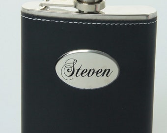 Personalized Hip Flask 7 oz.