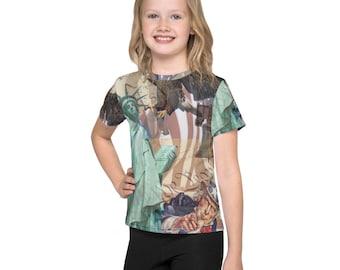 American Icons Kids T-Shirt