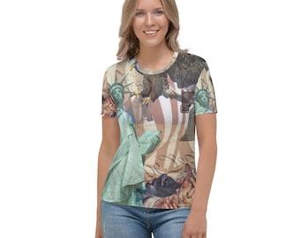 American Icons Women's T-shirt