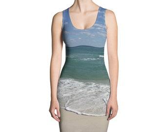 Beach Sublimation Cut & Sew Dress