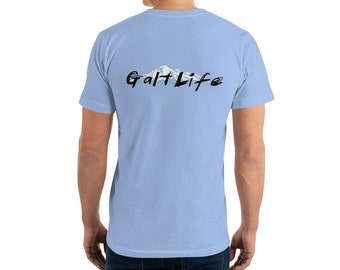 Galt Mountains (Double Side) T-Shirt