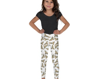 Southwest Striped Eagles Kid's Leggings