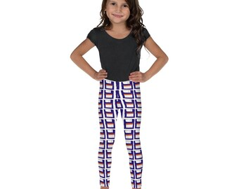 Disks Kid's Leggings