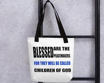 Peacemakers Tote bag