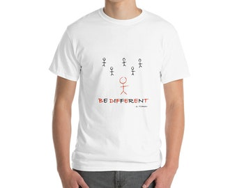 Be Different Short Sleeve T-Shirt