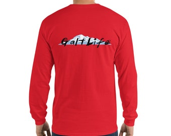 Galt Mountains (Double Side) Long Sleeve Shirt