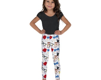Geek Wear Kid's Leggings