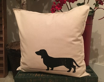 Dachschund Pillow Case