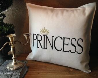 PRINCESS Pillow Case