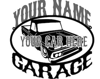 porsche wall art etsy Happy Birthday Cars 2nd Sign 36 custom metal sign