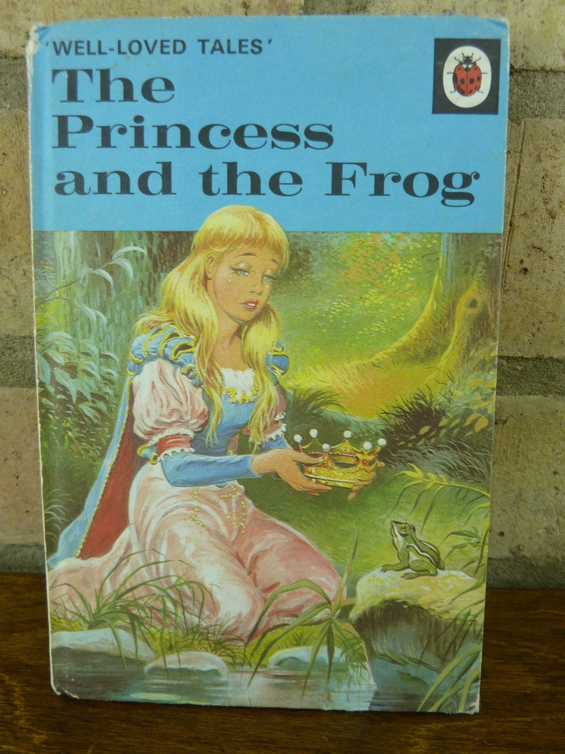 Princess And The Frog Book