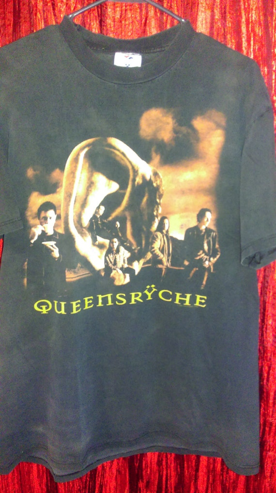 QUEENSRYCHE 1997 WORLD TOUR Vintage Concert T Shir