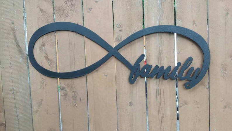 Thankful Metal Word Sign Distressed Rusted Primitive Farmhouse Decor Industrial