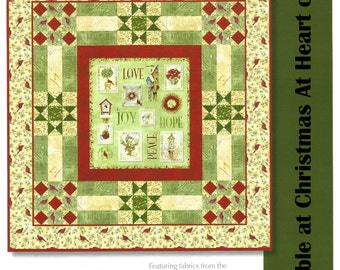 Birds and Berries Quilt Kit with backing