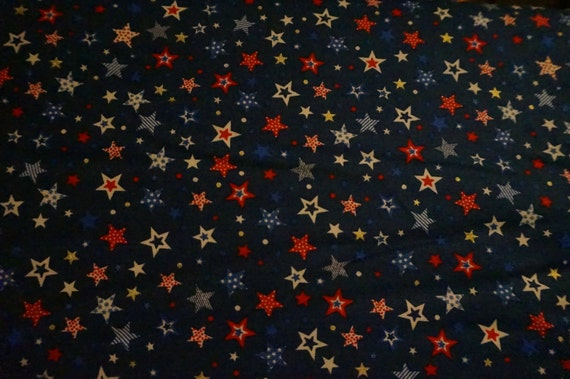 americana red white blue stars blue background sold by etsy etsy