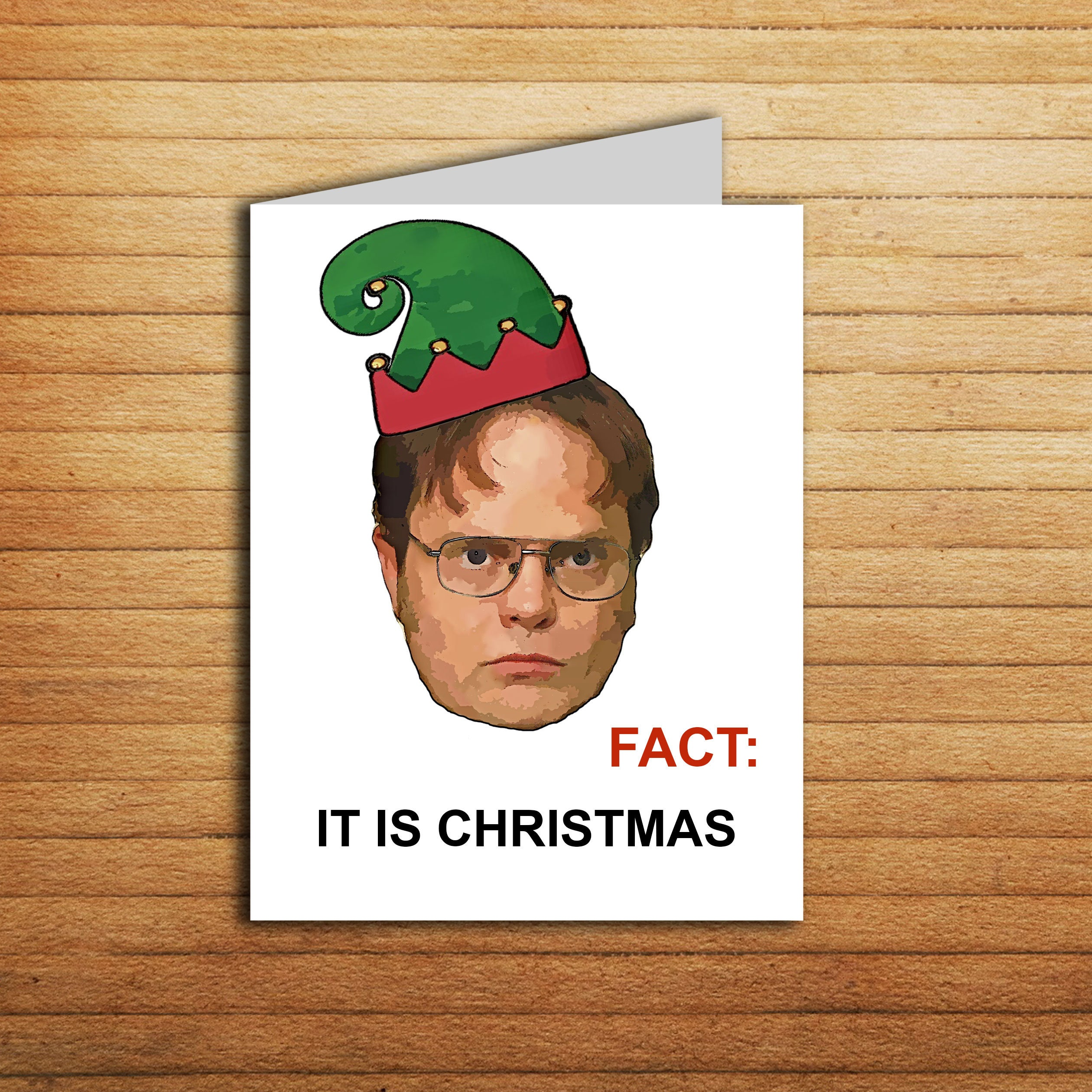 This is an image of Decisive Dwight Schrute Id Badge Printable