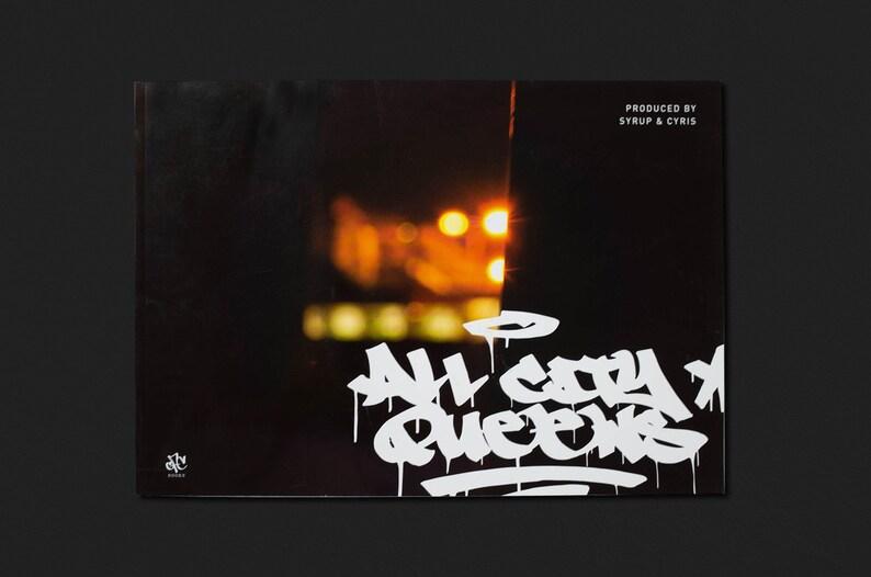 All City Queens  Women in Street Art & Graffiti Book image 0
