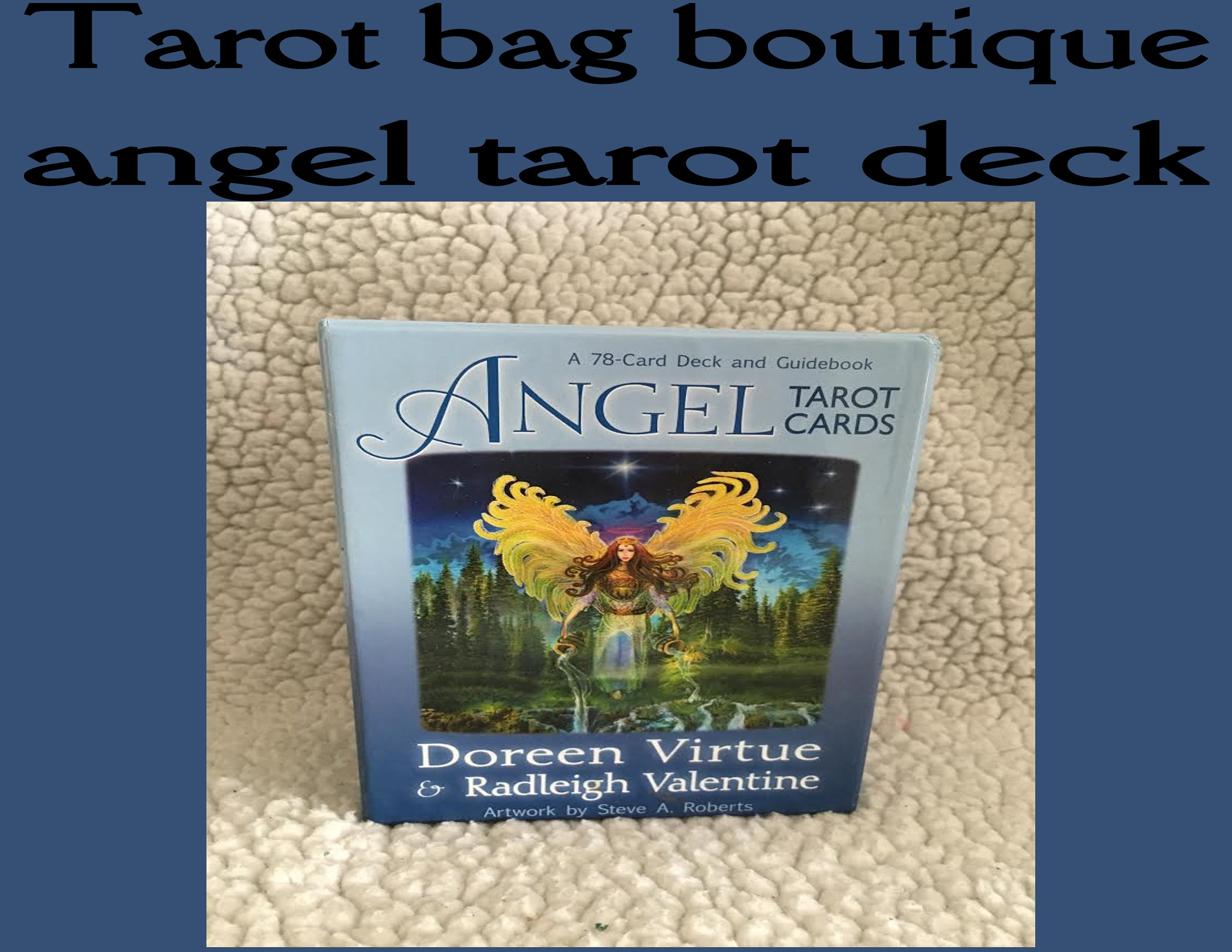 sale: Angles Tarot deck