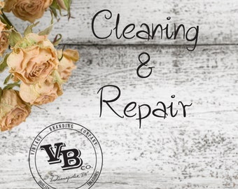 Chain Repair and Cleaning