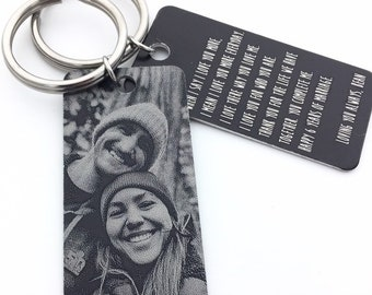 Rectangle Key Chains