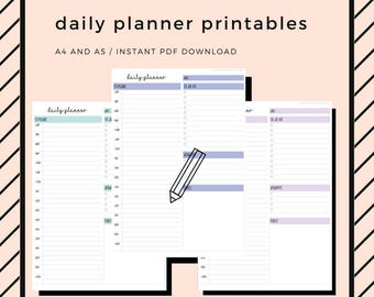 college student planner etsy