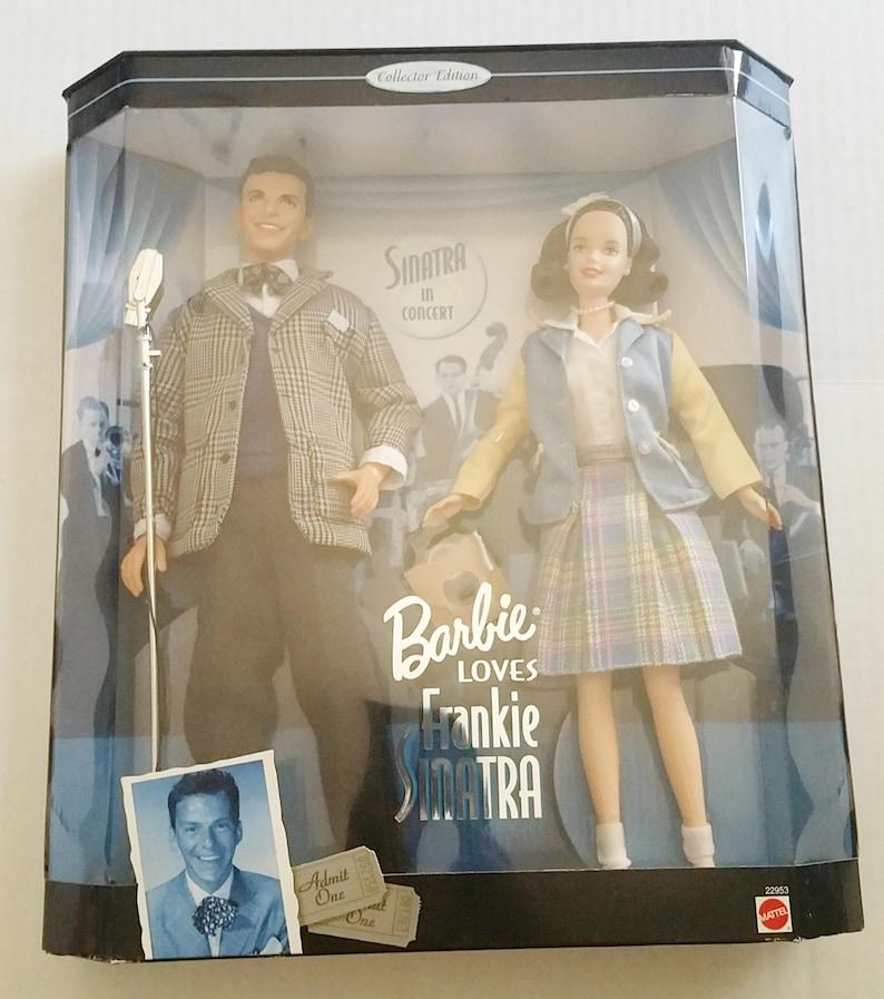 59e90f25e8aaf FRANK SINATRA BARBIE Doll Barbie Loves Frankie Sinatra Gift
